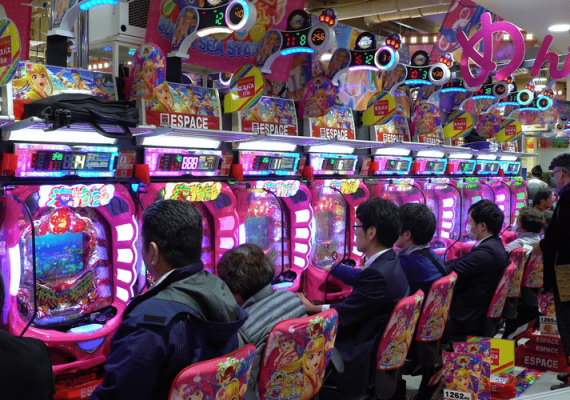 Pachinko Not Suitable for Japan's Casinos
