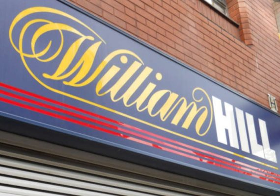 William Hill official banner.