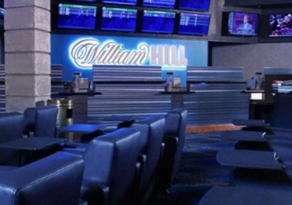William Hill gaming lounge.