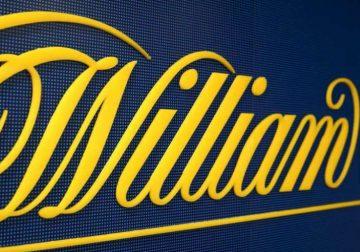 William Hill's professionally-looking company logo.