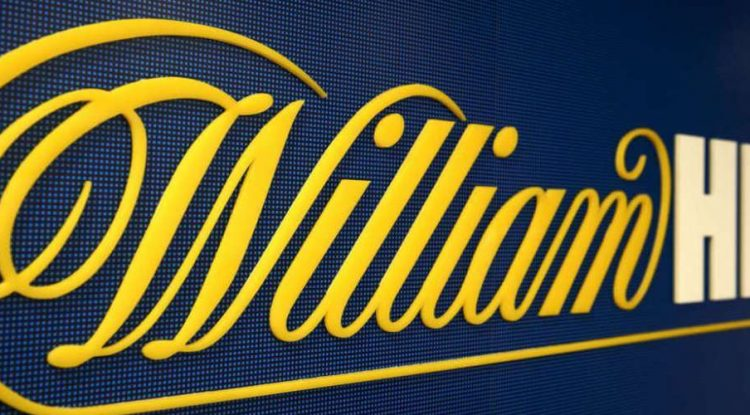 William Hill's professionally-looking company logo.