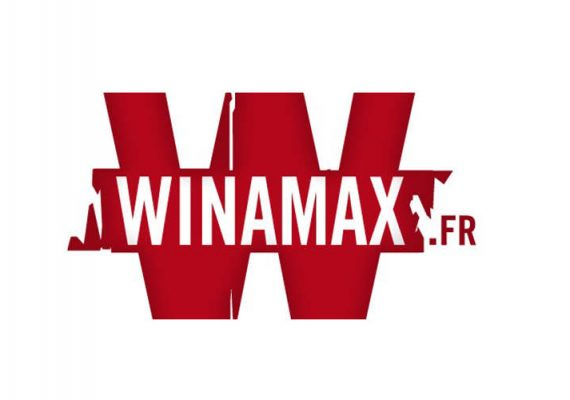 Winamax's official website logo.